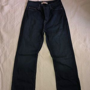 LEVI'S PERFECTLY SLIMMING 512s